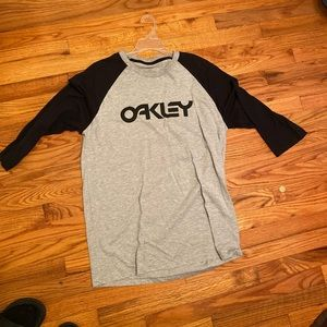 Okaley 3/4 shirt